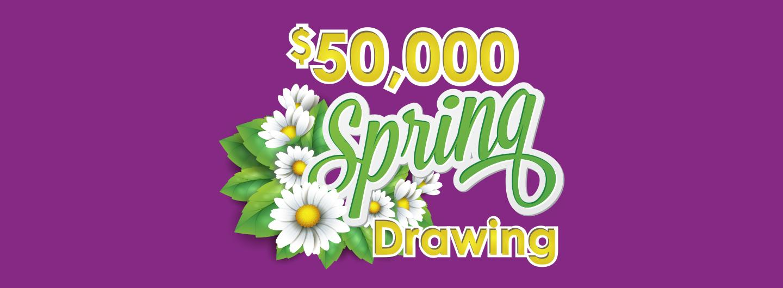 $50K Spring Hero