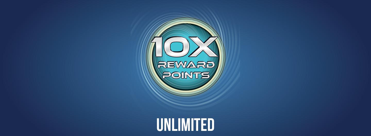 10x UNLIMITED