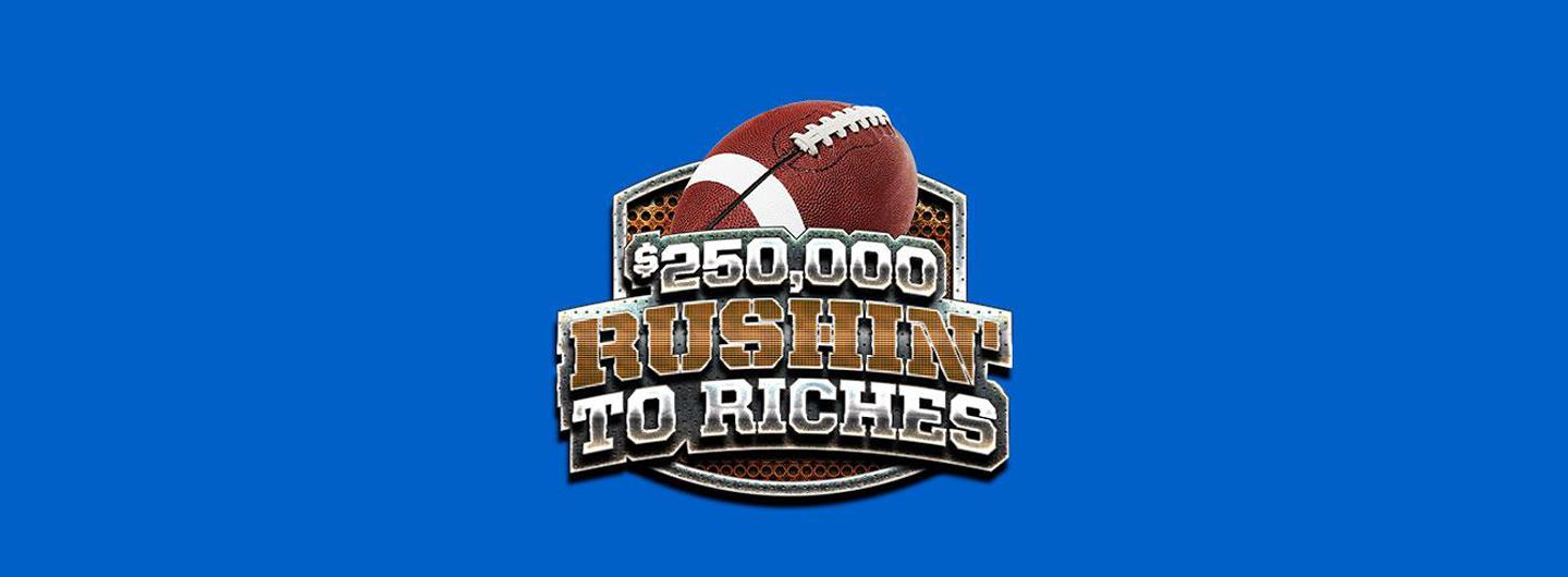 Rushin to Riches promotion