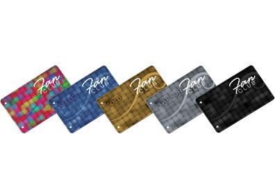 FanClub Cards