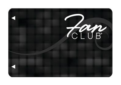 Millionaire Fan Club Card
