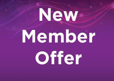 2018 New Member Offer