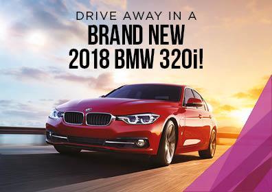 Brand New 2018 BMW 320i Car