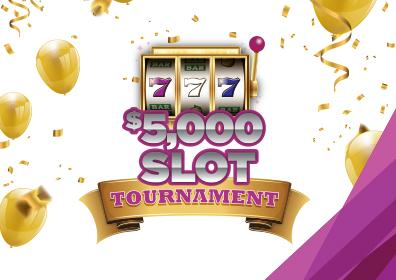5K Slot Tournament