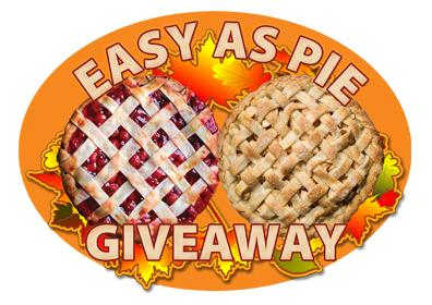 Easy as Pie Giveaway