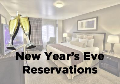 New Year's Eve Reservations