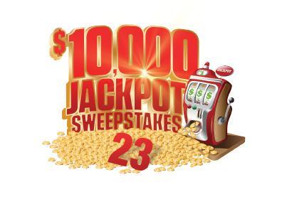 Jackpot Sweepstakes 23