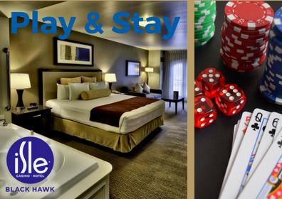 Play N' Stay Hotel Room