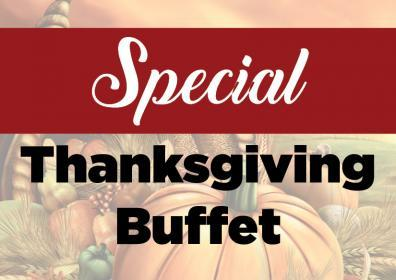 Thanksgiving Day Special