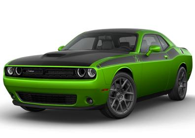 A Turbo Charged New Year's Eve - Dodge Challenger