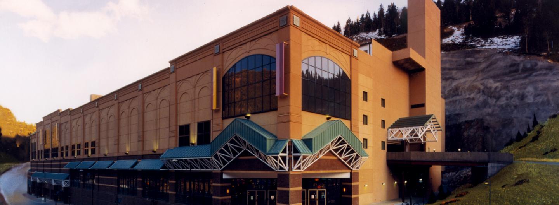 Exterior view of Isle Casino Hotel Black Hawk