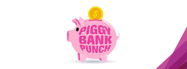 Piggy Bank Punch