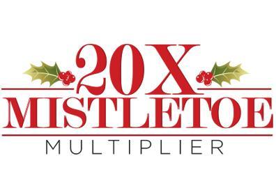 20X Mistletoe Multiplier