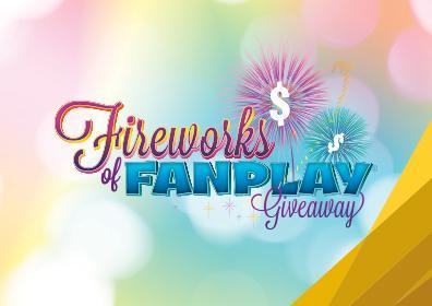Fireworks of FanPlay