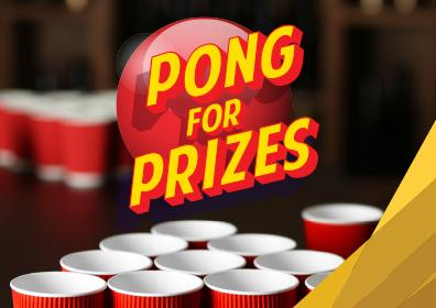 Pong for Prizes