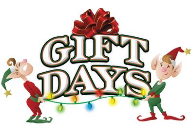 Gift Days Giveaway