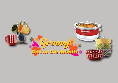 Groovy Gift of Month