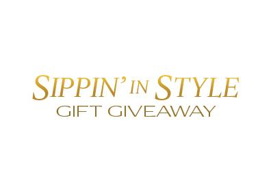sippin in style giveaway