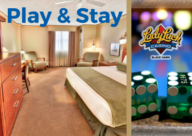 Play N' Stay Hotel Room