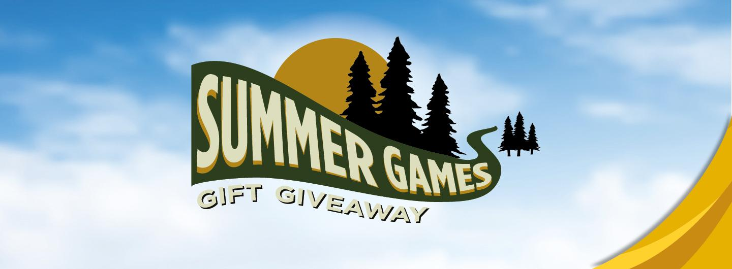 Summer Games Gift Giveaway