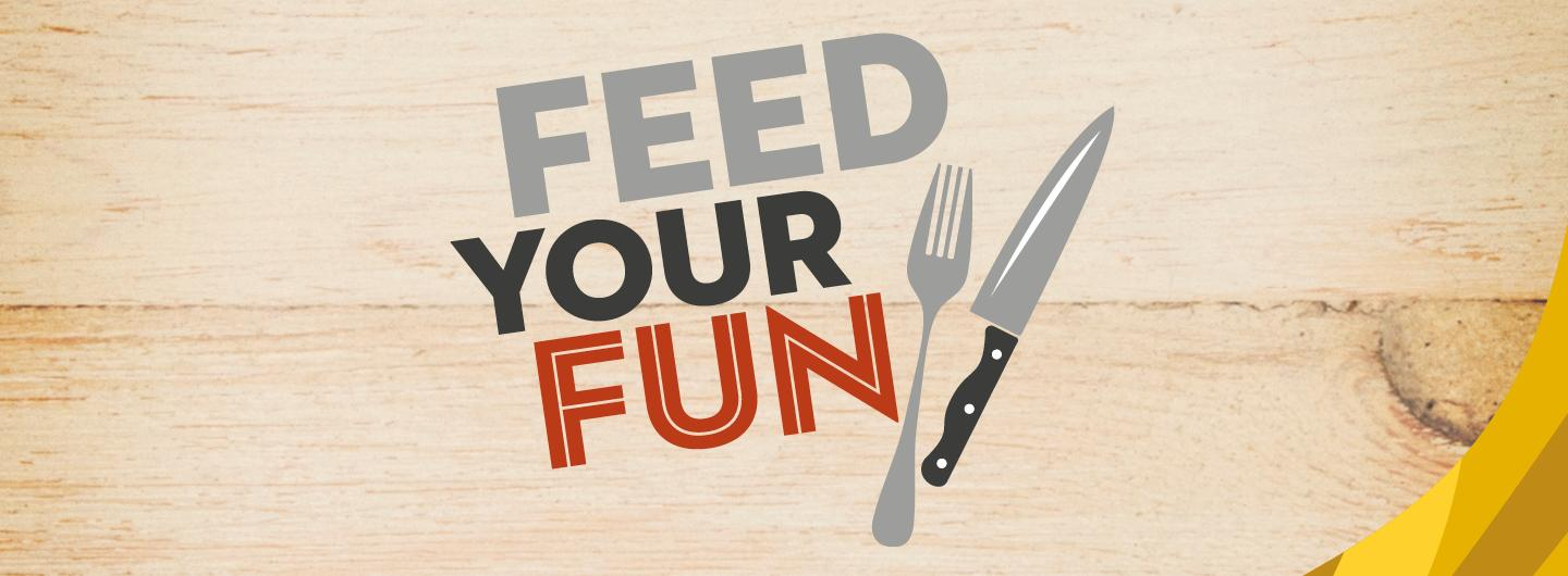 Feed your Fun in July header