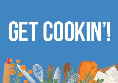 Get Cookin' Card
