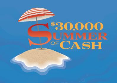 $30K Summer of Cash Card Image