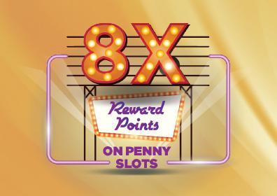 8x Reward Points Card Image