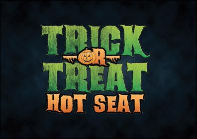 Trick or Treat Hot Seat Card Image