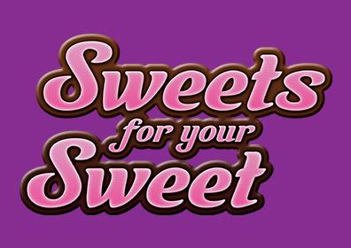 Sweets for your sweet card