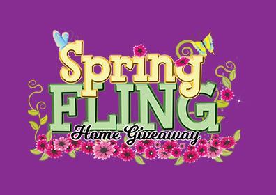 Spring Fling Home Giveaway