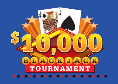 Blackjack Tournament Card Image