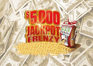 Jackpot Frenzy Card