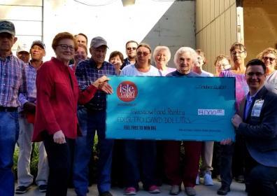 Glasgow Food Bank Community Aces