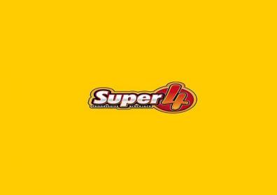 Super Four Progressive Blackjack logo