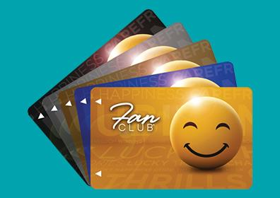 Fan Club Cards