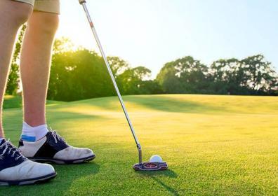 Golf Card Image