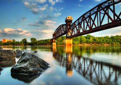 Katy Bridge Boonville MO