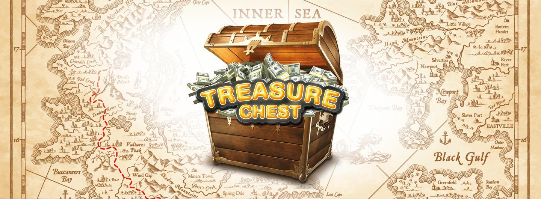 Treasure chest hero