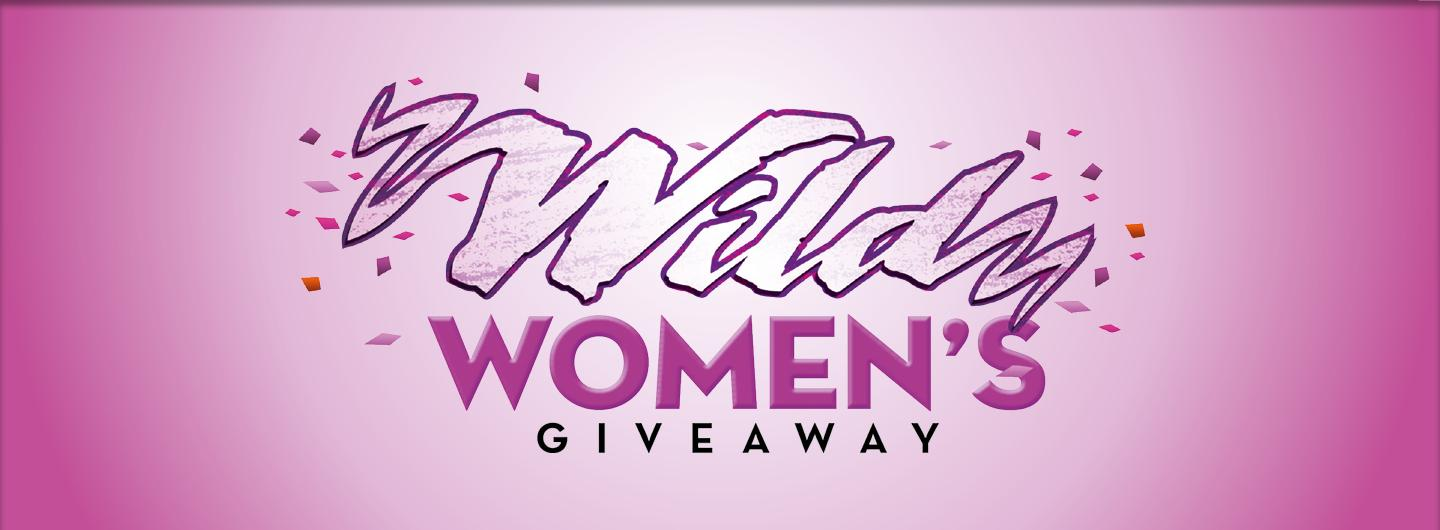 Wild Womens Giveaway