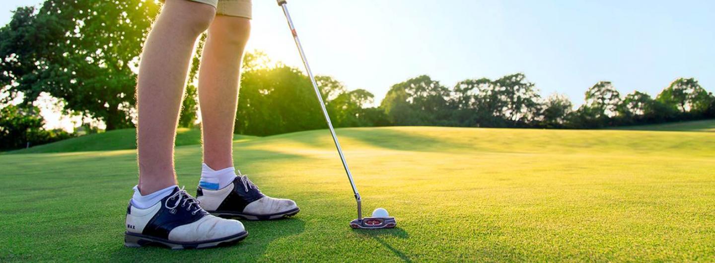 Golf Hero Image