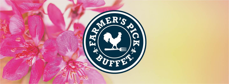 Farmer's Pick Buffet Hero Image