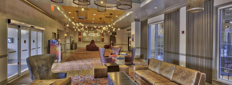 Hotel Lobby Slider
