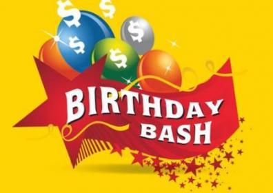 birthday bash logo