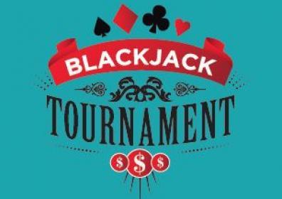 Blackjack Tournament Logo