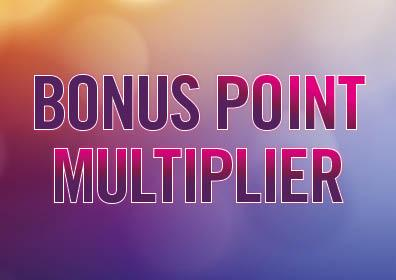 Bouns Point Multiplier Logo