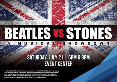Beatles vs Stones image