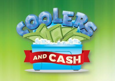Coolers and Cash logo