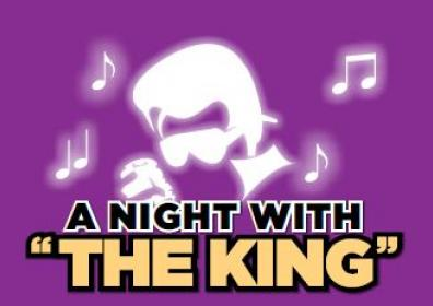 a night with the king logo
