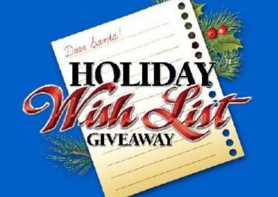 Holiday wish list logo
